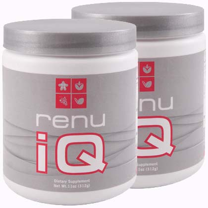 Renu IQ: Supplements to Improve Memory and Mental Alertness